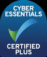 Cyber Essentials certified plus logo