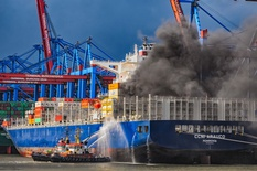 Dangerous goods – container fires and misdeclaration
