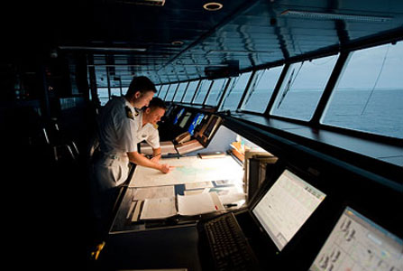 Deck officer | Maritime Industry Knowlage Center