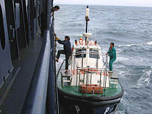 Pilots and Mooring Master | Maritime Industry Knowlage Center