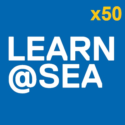 Learn@Sea credits 50