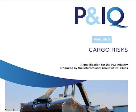 Module 5: Cargo Risks